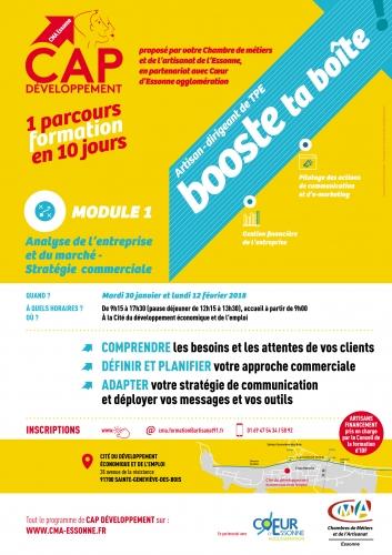 Booste Ta Boite Module 1 Analyse De L Entreprise Et Du Marche